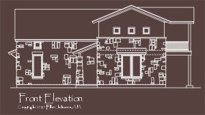 Barn Front Elevations